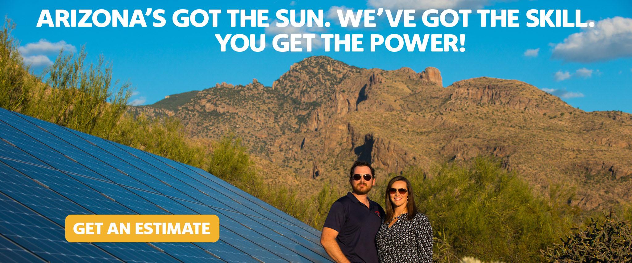 Tucson Solar Panel Installers Best Solar Electric Power